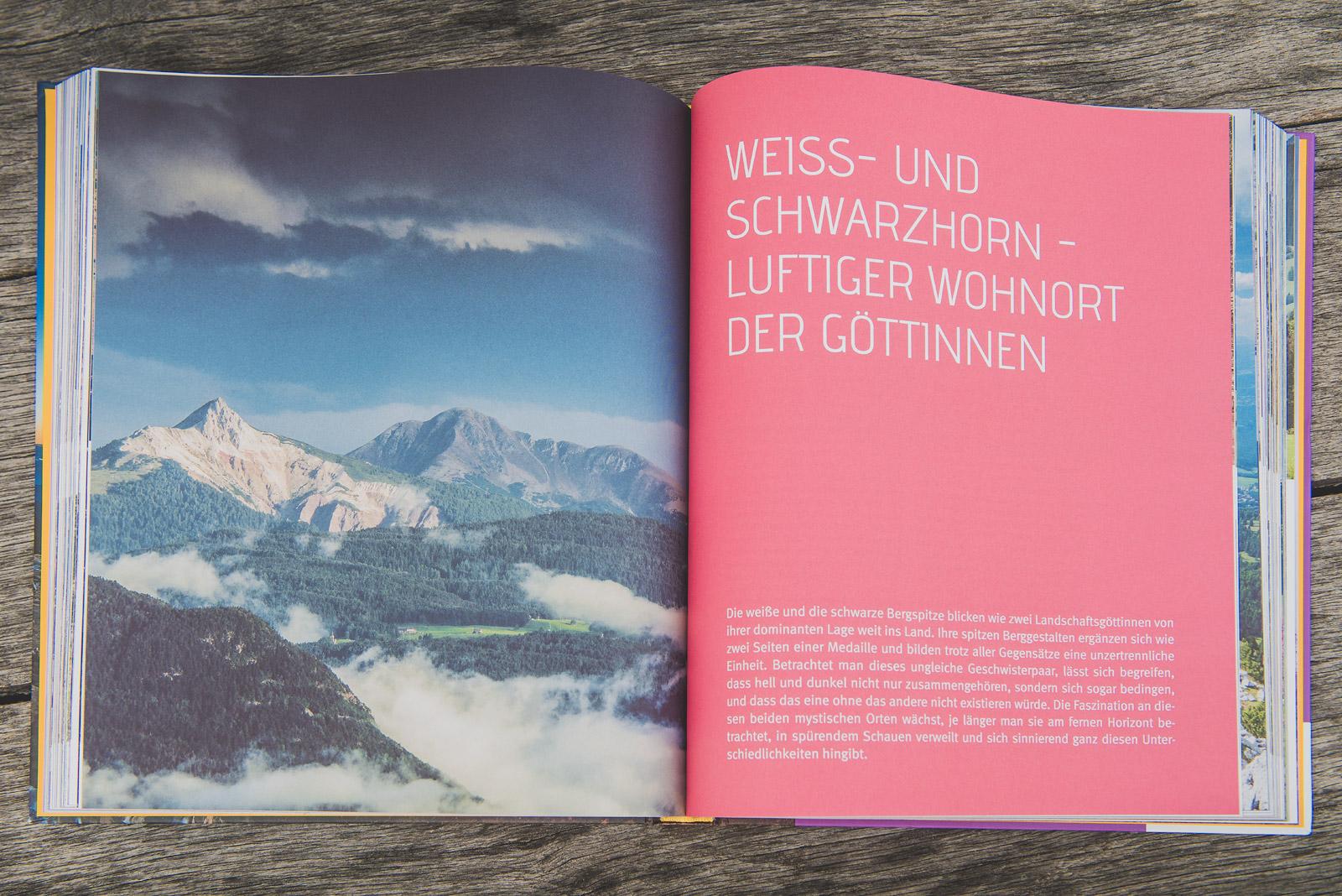 Mystische Orte in Südtirol - Kapitelseite